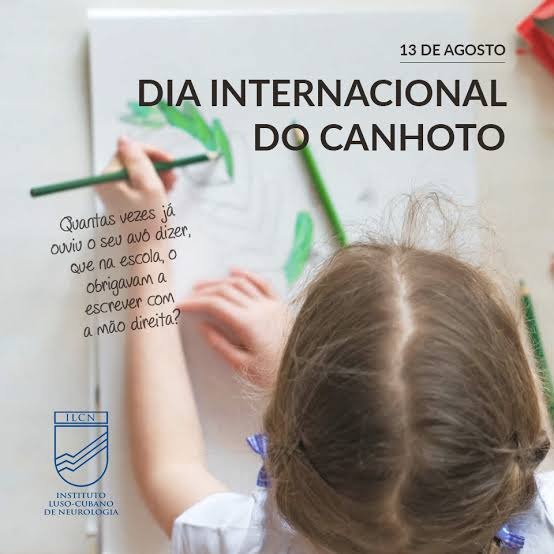 Dia internacional do canhoto